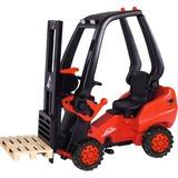 BIG Linde Forklift, Kinderfahrzeug schwarz/rot
