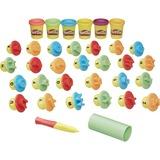 Hasbro Play-Doh Erste Buchstaben und Wörter, Kneten