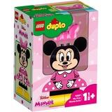 LEGO 10897 DUPLO Meine erste Minnie Maus, Konstruktionsspielzeug