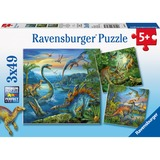 Ravensburger Faszination Dinosaurier, Puzzle