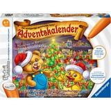 Ravensburger tiptoi Adventskalender - Die Weihnachtswerkstatt, Lernbuch