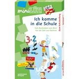 WESTERMANN miniLÜK-Set: Ich komme in die Schule, Lernbuch Übungsreihen zum Schulanfang ab 6