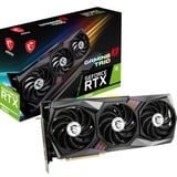MSI GeForce RTX 3060 GAMING X TRIO 12G, Grafikkarte 3x DisplayPort, 1x HDMI 2.1