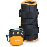 Beurer Handgelenk- und Unterarm TENS EM 28 , Massagegerät schwarz/orange