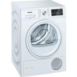 Siemens WT45W462 iQ500, Wärmepumpen-Kondensationstrockner weiß