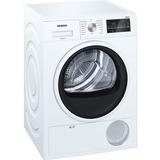Siemens WT46G401 iQ500, Kondensationstrockner weiß