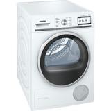 Siemens WT7YH701 iQ800, Wärmepumpen-Kondensationstrockner weiß