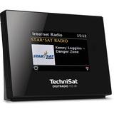 TechniSat DIGITRADIO 110 IR, Internetradio schwarz, FM, DAB+