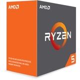 AMD Ryzen 5 1600X WOF, Prozessor