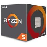AMD Ryzen 5 1600 WRAITH, Prozessor boxed