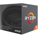 AMD Ryzen 5 2600X, Prozessor boxed