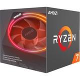 AMD Ryzen 7 2700X, Prozessor boxed