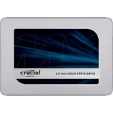 Crucial MX500 250 GB, Solid State Drive SATA 6 GB/s, 2,5 Zoll