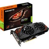 GIGABYTE GeForce GTX 1070 WINDFORCE OC Rev. 2.0, Grafikkarte HDMI, 3x DisplayPort, DVI-D