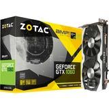 ZOTAC GeForce GTX 1060 AMP! Edition, Grafikkarte HDMI, 3x DisplayPort, DVI-D