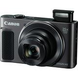 Canon PowerShot SX620 HS, Digitalkamera schwarz