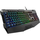Sharkoon SKILLER SGK4, Gaming-Tastatur schwarz