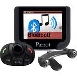 Parrot MKI9200 Bluetooth Freisprecheinrichtung schwarz