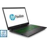 HP Pavilion Gaming 15-cx0205ng, Notebook schwarz, FreeDOS 2.0