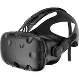 HTC Vive, VR-Brille schwarz