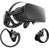 Oculus Rift Bundle, VR-Brille schwarz, inkl. Oculus Touch
