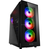 ALTERNATE PC We Love Gaming Special Edition Intel 2, Gaming-PC schwarz, Windows 10 Home 64-Bit