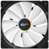 Cryorig QF140 Performance, Gehäuselüfter schwarz/weiß