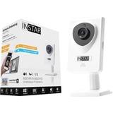 INSTAR IN-6001HD WLAN, Netzwerkkamera weiß