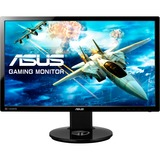 ASUS VG248QE, Gaming-Monitor 61 cm(24 Zoll), schwarz, 3D, DisplayPort, HDMI, 144 Hz, 144Hz Panel