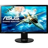 ASUS VG248QE, Gaming-Monitor schwarz, 3D, DisplayPort, HDMI, 144 Hz