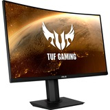 ASUS VG32VQ, Gaming-Monitor 80 cm(31.5 Zoll), schwarz, QHD, HDR10, Curved, AMD Free Sync, 144Hz Panel
