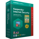 Kaspersky Internet Security 2+2+2 Geräte Limited Edition, Sicherheit-Software