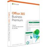 Microsoft Office 365 Business Premium, Office-Software 1 Jahr