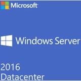 Microsoft Windows Server 2016 ROK Standard Edition 16 Core, Server-Software