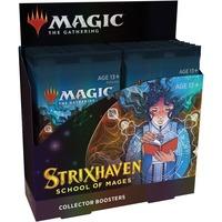 Magic: The Gathering - Strixhaven: School of Mages Sammler Booster Display englisch, Sammelkarten