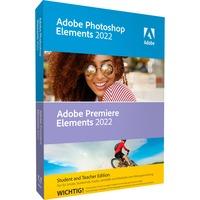 Photoshop & Premiere Elements 2022 Student & Teacher Version-Software