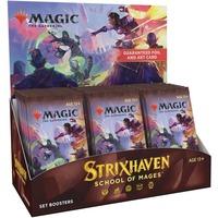Magic: The Gathering - Strixhaven: School of Mages Set- Booster Display englisch, Sammelkarten