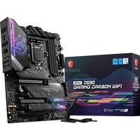 MSI MPG Z590 GAMING CARBON WIFI, Mainboard