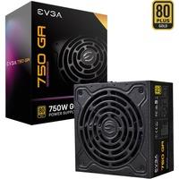 Evga SuperNOVA 750 GA 750W, PC-Netzteil