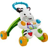 Fisher-Price Lern mit mir - Zebra Lauflernwagen, Lauflernhilfe