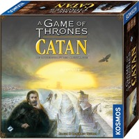 KOSMOS A Game of Thrones CATAN: Die Bruderschaft der Nachtwache, Brettspiel