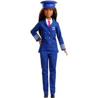 Mattel Barbie 60. Jubiläum Karriere-Puppe Pilotin
