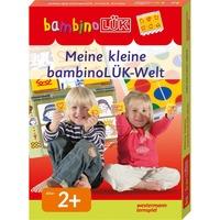 WESTERMANN bambinoLÜK-Set: Meine kleine bambinoLÜK-Welt, Lernbuch