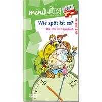 WESTERMANN miniLÜK-Heft: Wie spät ist es ?, Lernbuch