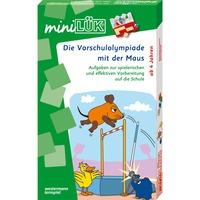 WESTERMANN miniLÜK-Set: Die Vorschulolympiade mit der Maus, Lernbuch