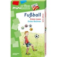 WESTERMANN miniLÜK-Set: Fußball, Lernbuch Erstes Lesen und Rechnen