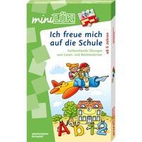 WESTERMANN miniLÜK-Set: Ich freue mich auf die Schule, Lernbuch