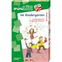 WESTERMANN miniLÜK-Set: Im Kindergarten, Lernbuch Lernkompetenzen kindgemäß anbahnen