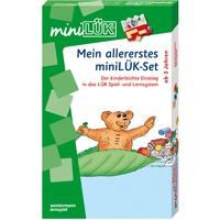 WESTERMANN miniLÜK-Set: Mein allererstes miniLÜK-Set, Lernbuch