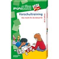 WESTERMANN miniLÜK-Set: Vorschultraining, Lernbuch Das macht für die Schule fit!